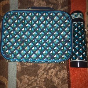 Tory Burch Lunch bag and Thermos